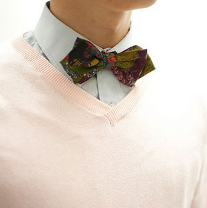 The Bow Tie: A Return to Gentleman's Fashion
