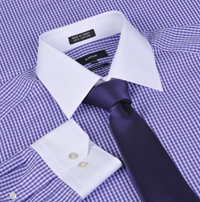 Cut, Fabric & Fit are Key to Men's Dress Shirts