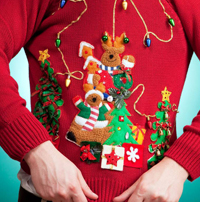 A Brief History of the Ugly Christmas Sweater